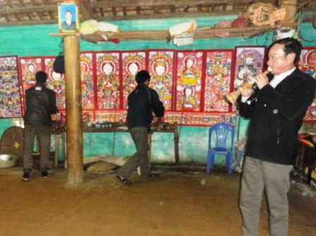 Thú vị Tết nhảy của người Dao