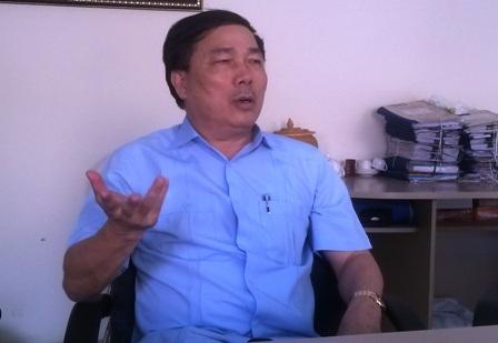 Ông Nguyễn Văn Đệ - CLB Thanh Hoá có quyền nghĩ đến một thứ hạng cao trong mùa giải mới.