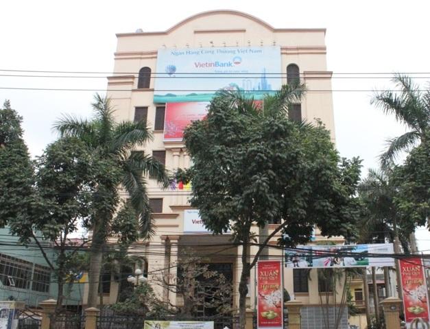 Ngân hàng TMCP Công thương - Chi nhánh Ninh Bình hiện đã tiêu hủy hơn 40 quả địa cầu xuyên tạc.