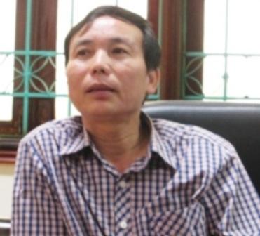 Ông Nguyễn Trung ThànhGiám đốc ban giải phóng mặt bằng và tái định cư thành phố Thanh