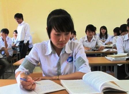 Em Lê Thị Tuyến có niềm đam mê đặc biệt với môn Sử.