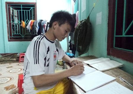 Buổi Pó thường tập trung cho việc học hành.