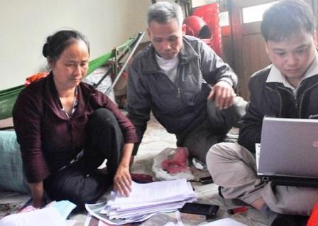 Hơn một năm nay, gia đình bà Thắng đã gửi hàng trăm lá đơn đến các cơ quan chức năng kêu oan.