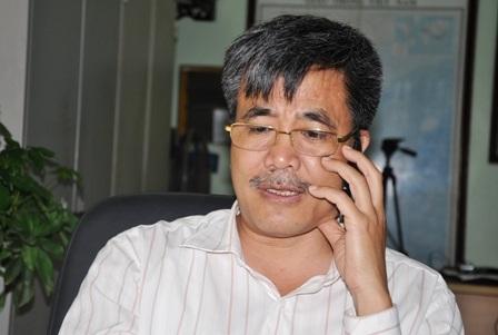Doanh nhân Nguyễn Quốc Hòa - chủ nhân tàu ngầm mini Trường Sa.