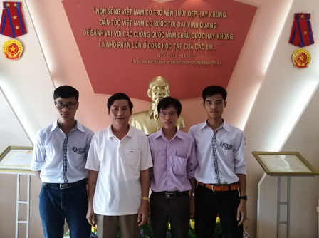 Thầy Chu Anh Tuấn (