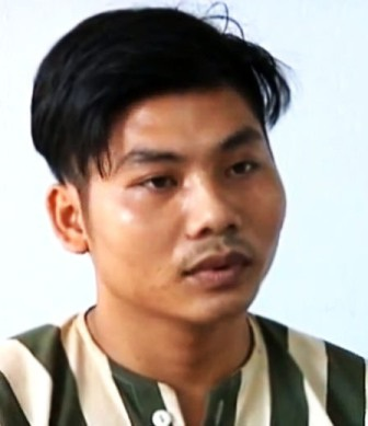 Nguyễn Hoàng Sơn bị bắt tại cơ quan công an