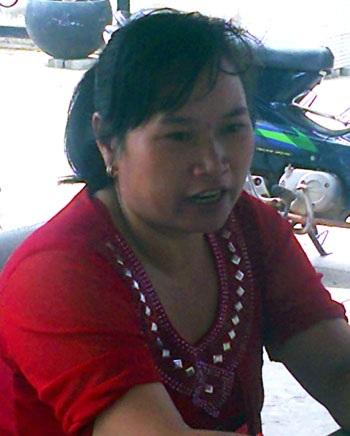 Bà Tuyết bị bắt vì tội Làm nhục người khác