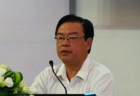 T.S Trần Du Lịch, Uỷ viên Ủy ban kinh tế Quốc hội, Phó trưởng Đoàn ĐBQH. TP.HCM: N
