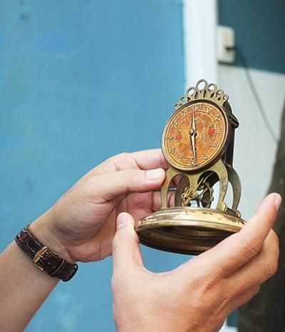 Chiếc đồng hồ này có giá 7 triệu đồng