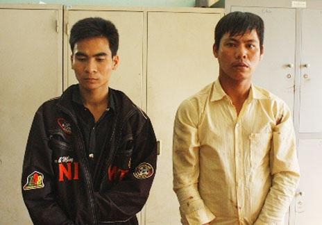 Hai tên cướp liều lĩnh, hung tợn gây án tại Bình Dương đã sa lưới các trinh sát công an TP.HCM
