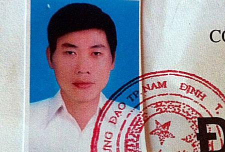 Gã tài xế Lê Minh Tuấn đã dùng hồ sơ giả để xin việc rồi thực hiện hành vi trộm cắp
