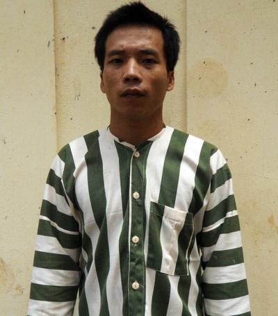 Trần Thanh Phong - Đối tượng cầm đầu băng cướp bị bắt