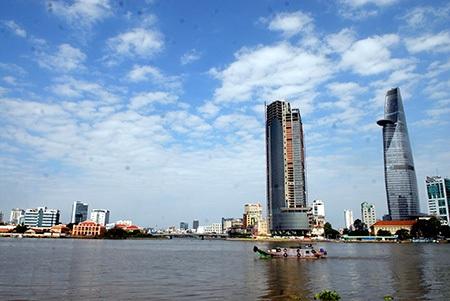Khu vực được mệnh danh như biểu tượng của thành phố