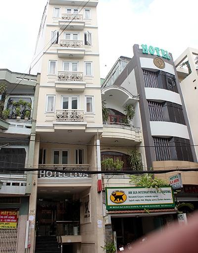 Khách sạn Thái và đồng bọn tên Trang trộm bất thành chiếc tivi màn hình phẳng