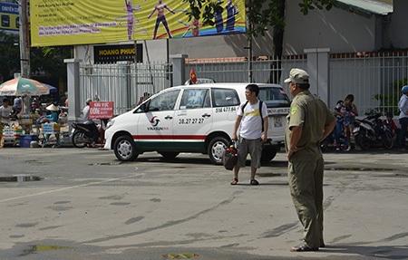 Bảo vệ dân phố được tăng cường ngay từ vòng ngoài