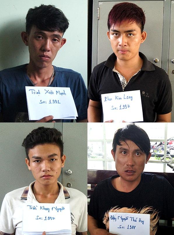 """Các đối tượng trong nhóm """"siêu trộm"""" gây ra 50 vụ trộm cướp bị bắt giữ"""