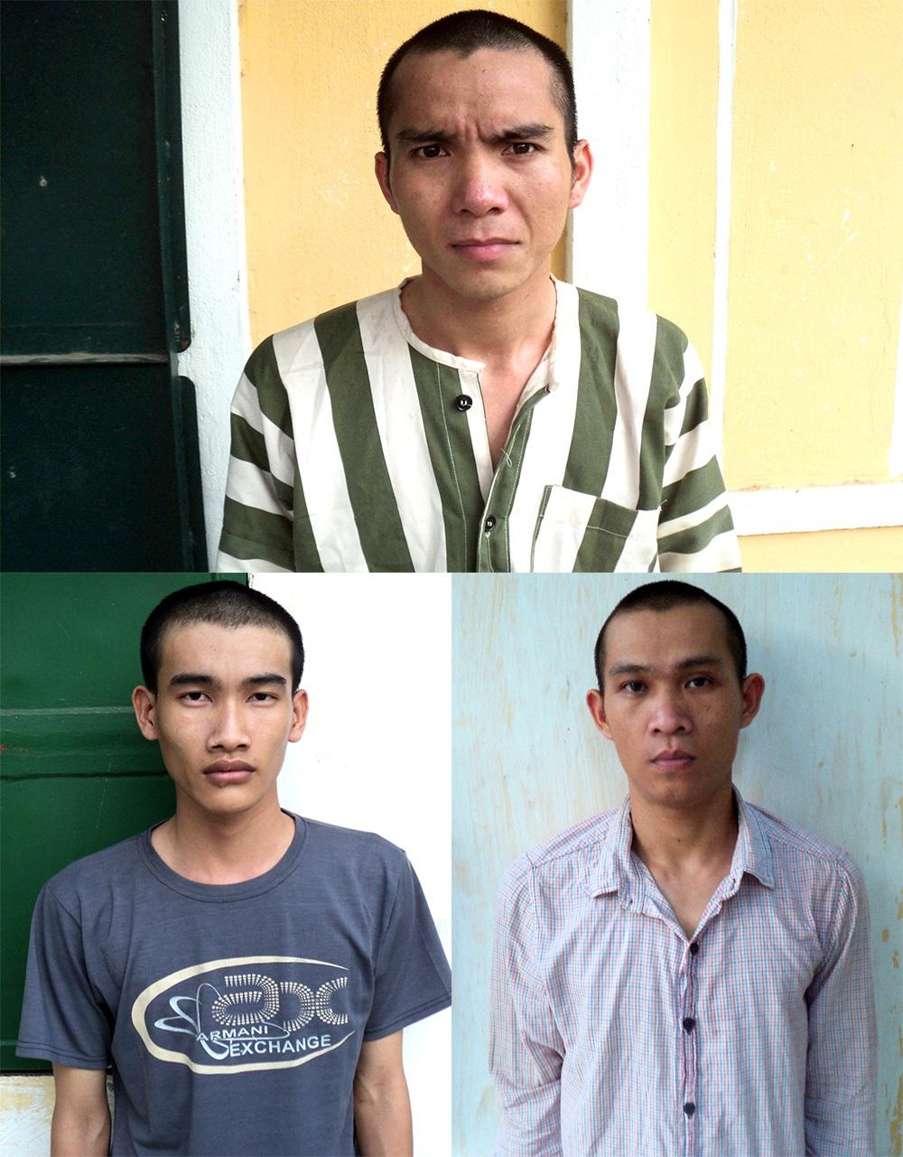 Băng giang hồ truy sát ông H. bị bắt tạm giam tại công an thị xã Thuận An