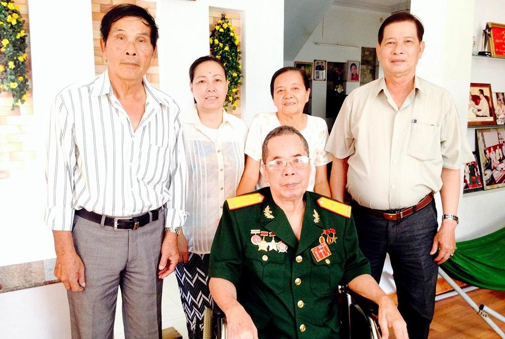 Gia đình của chiến sĩ tình báo Nguyễn Văn Thương hôm nay