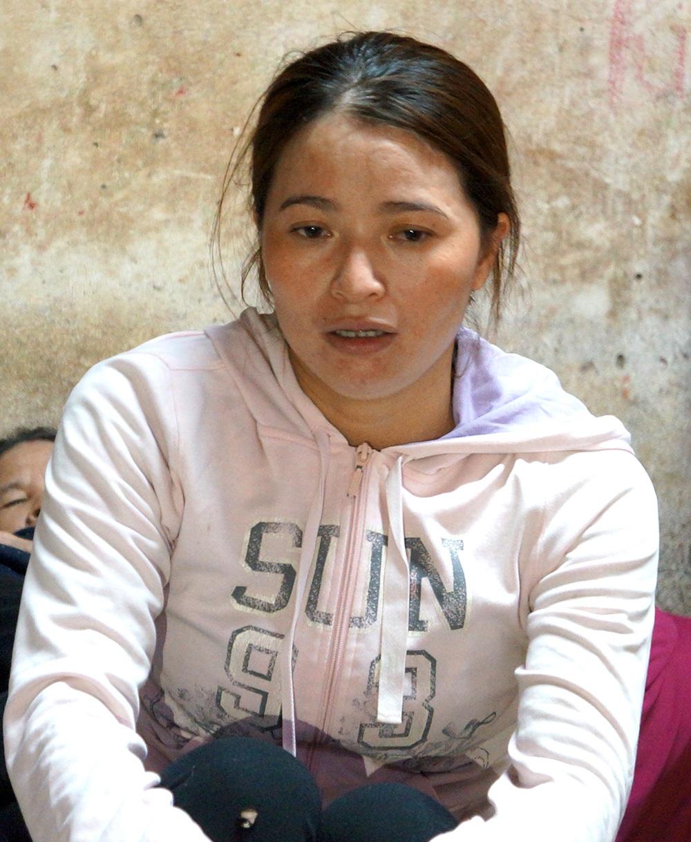 Bà Ngọt cho rằng số tiền vợ chồng người thu mua ve chai phát hiện có thể là của chồng bà