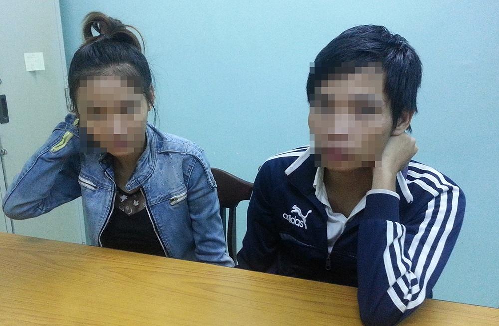 Hai đối tượng trong nhóm lừa đảo trên mạng xã hội Zalo bị cảnh sát kinh tế tạm giữ