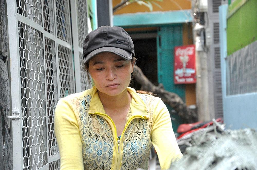 Chị Hồng tiếp tục chờ đợi ngày phán quyết số tiền 5 triệu yên