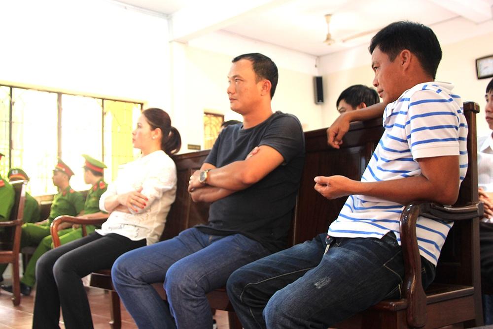 Vợ Thiếu tá Sơn và các nhân chứng được triệu tập đến tòa