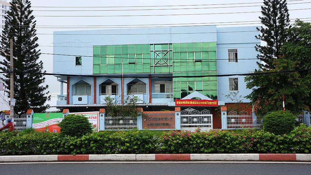 Trụ sở cũ của UBND TP.Thủ Dầu Một đóng cửa, bỏ hoang hơn 1 năm nay