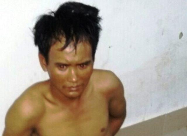 Đối tượng truy nã Trần Công Quang bị bắt giữ