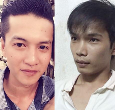 Hai nghi can Nguyễn Hải Dương và Vũ Văn Tiến