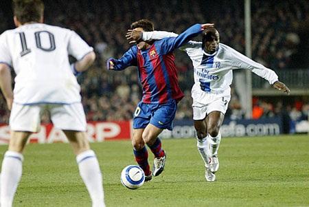 Duyên nợ Chelsea - Barcelona qua những bức ảnh lịch sử