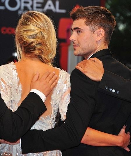 Cả hai đều tỏ ra mãn nguyện và hạnh phúc với bộ phim mới công chiếu của họ