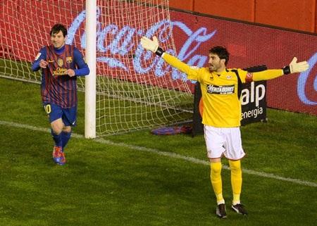Mùa giải năm ngoái Barcelona đã hạ sát Vallecano ngay tại Vallecas với tỉ số 7-0