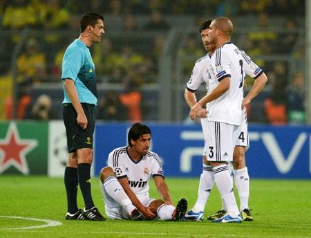 Tuy thầm lặng trên sân nhưng Khedira đóng vai trò rất quan trọng tron lối chơi của Real Madrid