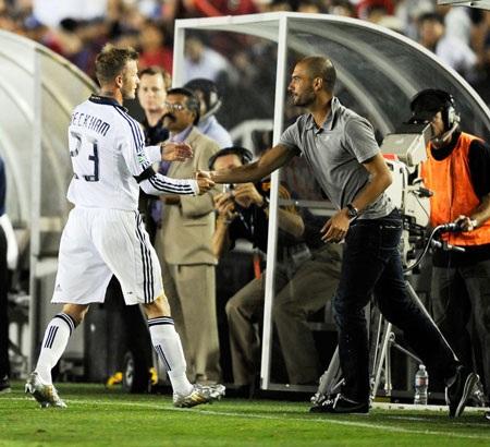 """Nhìn lại 5 năm thực hiện """"giấc mơ Mỹ"""" của David Beckham"""