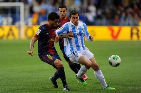 Bàn thắng của Pedro báo hiệu một bữa tiệc bàn thắng mãn nhãn tại La Rosareda.