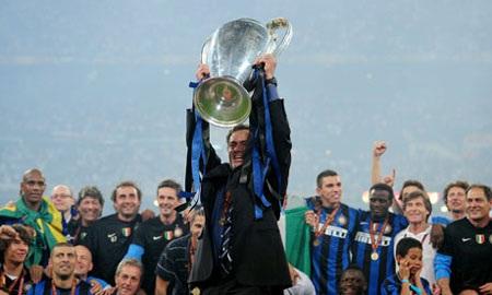 Sự nghiệp của Mourinho được bao quanh bởi những thành công…