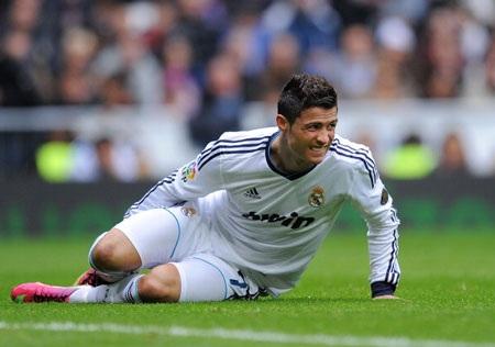 Chấn thương mà C.Ronaldo gặp phải không quá đáng lo ngại