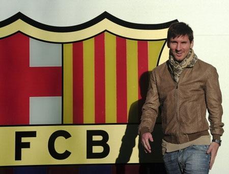 Messi có thể đút túi 16 triệu euro mỗi năm với bản hợp đồng mới vừa ký