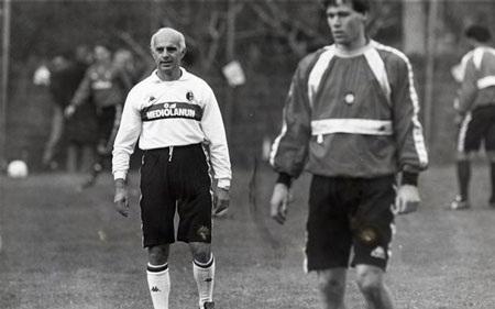 AC Milan những năm cuối thập niên 80 và đầu 90 của Sacchi