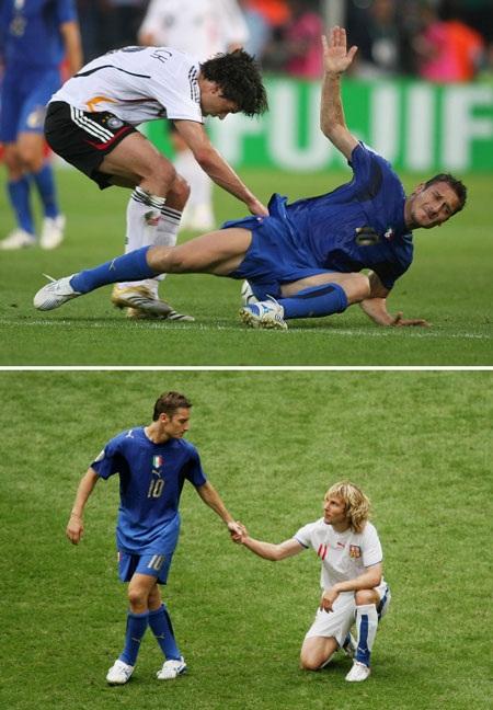Francesco Totti: 20 năm một huyền thoại, một tình yêu bất diệt