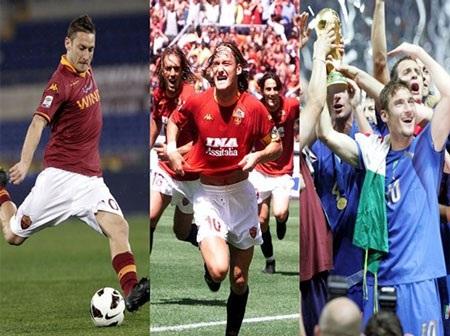 Hai năm sau, tại Euro 2004 được tổ chức ở Bồ Đào Nha, Totti dính vào một