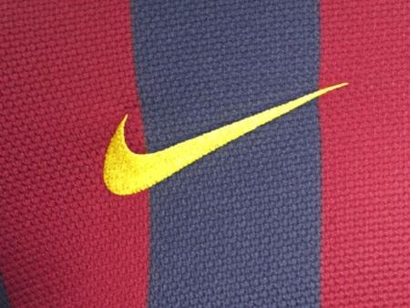 Hãng tài trợ áo đấu cho Barcelona vẫn là gã khổng lồ Nike.