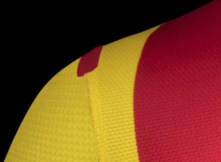 Thiết kế của chiếc áo đấu sân khách của Barcelona mùa tới gây rất nhiều sự chú ý.