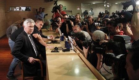 Trả lời phỏng vấn, Ancelotti khẳng định muốn theo đuổi thức bóng đá cống hiến tại Real Madrid