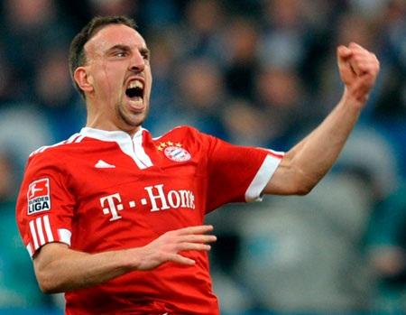 Ribery gần như chắc chắn gia hạn hợp đồng với Bayern Munich