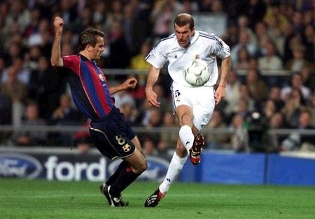 Real Madrid từng gắn liền với hình ảnh một đội bóng tấn công đẹp mắt