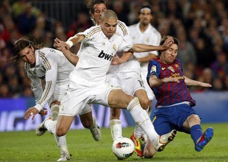 Dưới triều đại Mourinho, Real Madrid trở thành một đội bóng thi đấu cực kỳ thực dụng