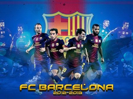 Barcelona vẫn đạt lợi nhuận cao trong mùa giải 2012-13