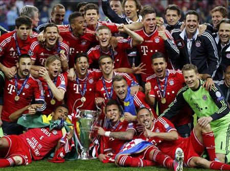 Bayern Munich chiếm ưu thế vượt trội trong danh sách đề cử cầu thủ xuất sắc nhất châu Âu