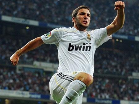 Higuain là món hời lớn của Real Madrid